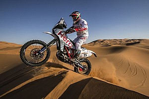 Cross-Country Rally Leg report Merzouga Bikes, Stage 1: Rodrigues ends as lead Hero rider, Svitko tops