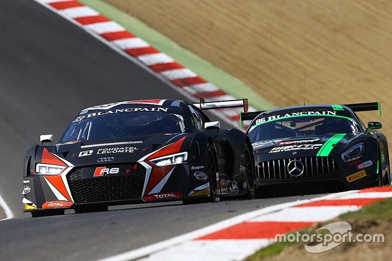Audi s'impose à Brands Hatch avec Christopher Mies et Enzo Ide