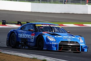 Super GT Race report Four GT500 victories in a row for Nissan in Super GT