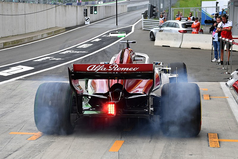 GALERI: Suasana dan aksi latihan GP Austria