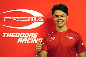 فورمولا 2 أخبار عاجلة فورمولا 2: دي فريز ناشئ مكلارين ينضم إلى فريق بريما في 2018