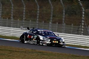DTM Jelentés az időmérőről DTM: Rast indul a legjobb helyről Hockenheimben a négy bajnokesélyes közül!