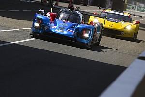 24 heures du Mans Diaporama Les plus belles photos de la Journée Test au Mans