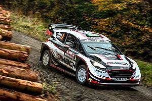 WRC Prova speciale Gran Bretagna, PS5: Evans ancora imprendibile. Ogier sale 3°