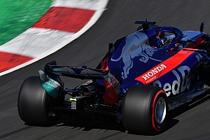 A Toro Rosso 6 héten belül alakította át a koncepcióját a Honda miatt