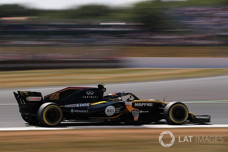 La experiencia en Austria cambió el plan de Renault en Silverstone