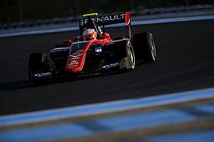 Hubert et Ilott dominateurs au Paul Ricard