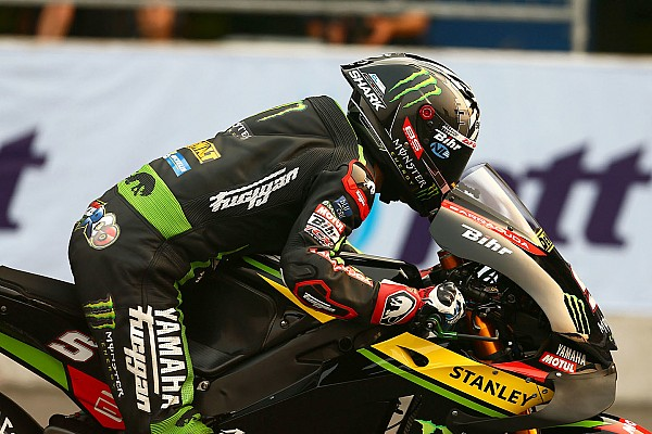 MotoGP Zarco se diz perto de explorar 100% de Yamaha de 2016