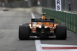 Формула 1 Аналитика На гонке в Баку отключилась электроника DRS. Что это было?