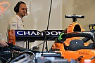 Formula 1 McLaren to trial fix for top speed deficit