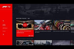 VIDEO: Latinoamérica disfrutará del servicio por internet de F1