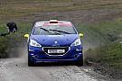 Rally Svizzera Rallye Pays du Gier : Thomas Schmid si mette in luce tra gli Junior