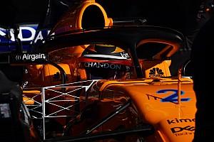 Szigszalag a McLaren milliárdos F1-es technikáján