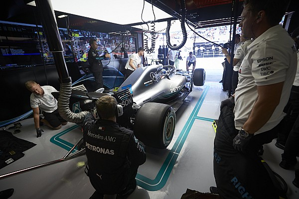 Formula E Breaking news Mercedes libatkan tim F1 dalam proyek Formula E
