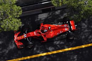 Formule 1 Actualités Ferrari opte pour sa nouvelle suspension arrière à Monaco
