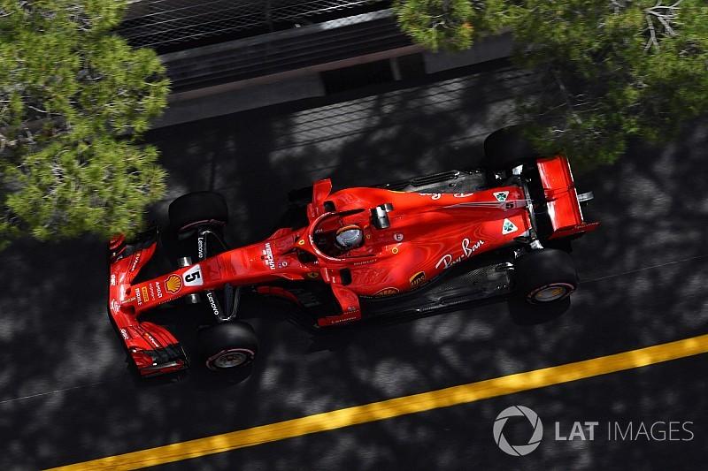 Ferrari, Monaco'da yeni süspansiyonla devam edecek