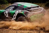 Хэмилтон и Росберг выступили на презентации серии Extreme E. В серии будет гонка в Патагонии и бонус за самый дальний прыжок