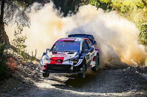 WRC: Rovanpera salva su liderato; Tanak y Ogier, al acecho