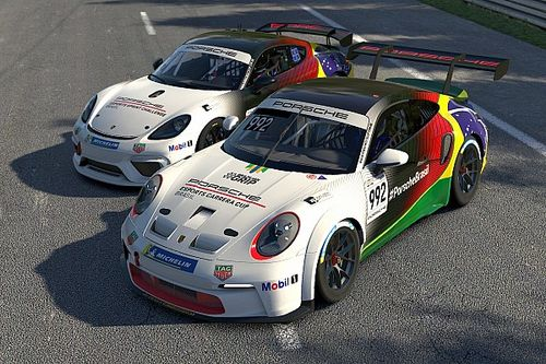 Porsche Esports Brasil estreia novo carro, abre inscrições e divulga calendário