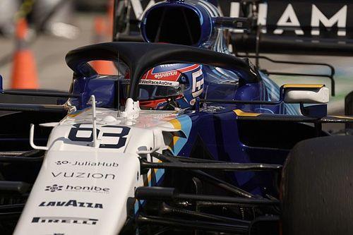 """F1: Russell diz que pontuar pela Williams """"significa mais do que pode colocar em palavras"""""""