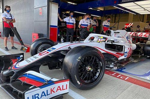 """A 18 colos gumik tesztelése """"nagyon fontos"""" a Haas számára"""