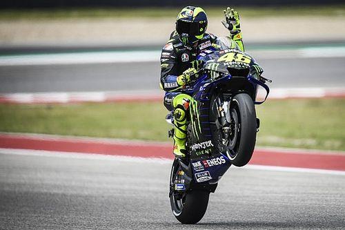 """Dovizioso: """"De oude Rossi zou zichzelf in de vernieling rijden"""""""