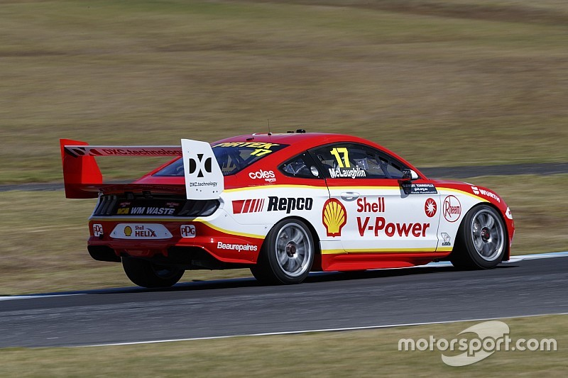 Penske not ruling out 2019 Super2 programme