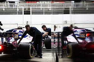 Problema mecánico y falta de partes frenan el progreso de Pérez y Racing Point