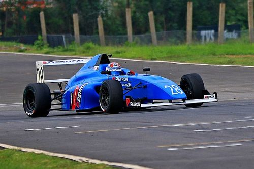 Chennai F4 SEA: Ghiretti scores double win in first Indian round