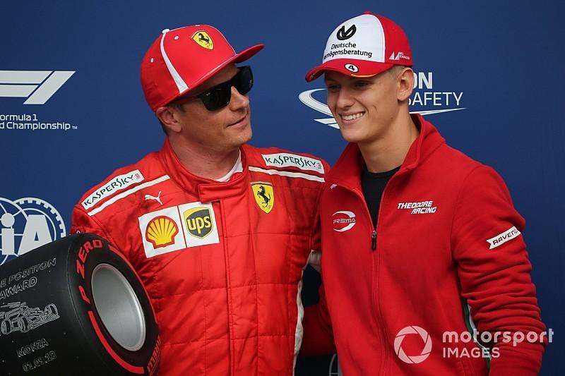 Ferrari : La porte est