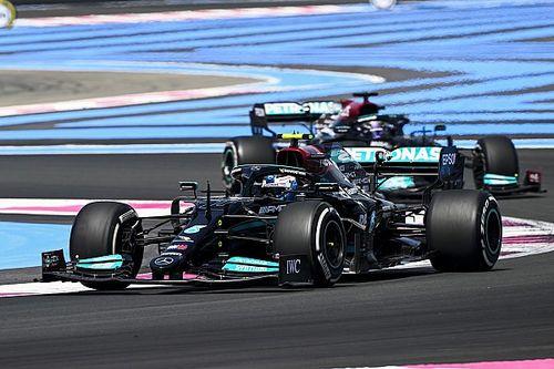 """Bottas, feliz con el chasis de Hamilton: """"Ahora puedo confiar en el coche"""""""