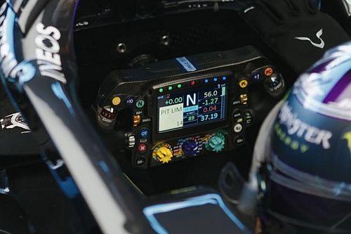 Tech: Krijgt Hamilton dit weekend een aangepast stuur van Mercedes?