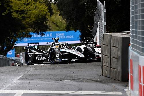 Lotterer defends lap one Vandoorne clash in Rome E-Prix