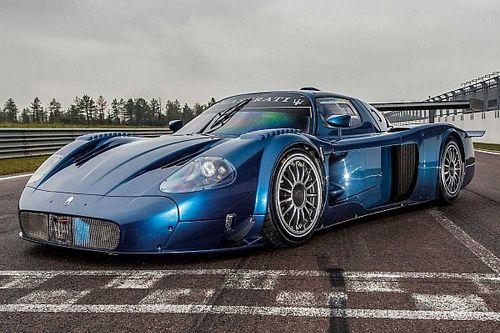 À la découverte de Maserati Corse, de la MC12 à la MC20