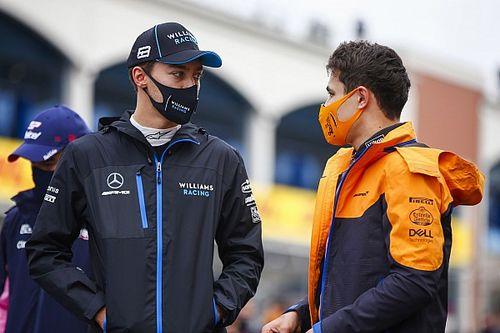 Russell: Ada Respek di Antara Pembalap Inggris