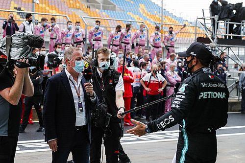 """Brundle: Le """"bon sens"""" a sauvé le futur de la F1"""
