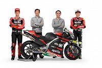 "MotoGP 2021 Aprilia's ""most important"" year - Rivola"