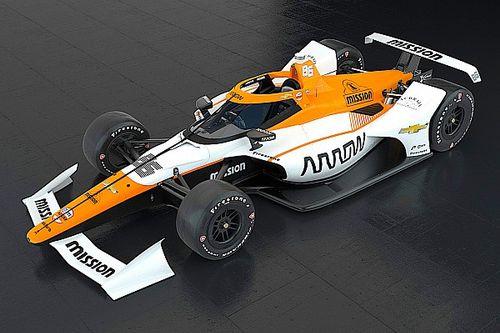 モントーヤがインディ500で乗る3台目のマクラーレン、レブソンPPに敬意表し86号車に