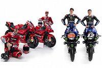 Fotos: todas las motos de MotoGP 2021 presentadas