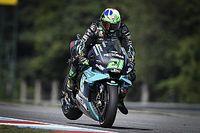 MotoGP, Brno, Libere 3: Morbidelli vola, Dovizioso in Q1