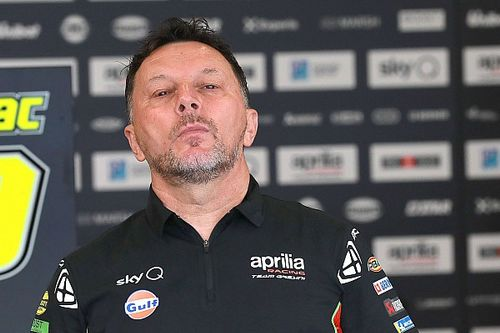"Gresini's condition still ""serious"" as COVID battle continues"