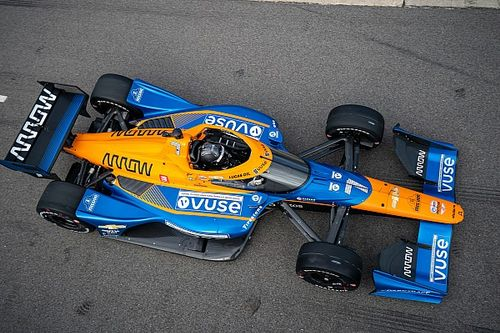 Indy: Hulkenberg impressiona Arrow McLaren em primeiro teste