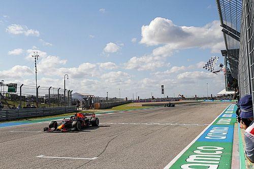 F1 | Lapchart: Verstappen piega Hamilton ad Austin