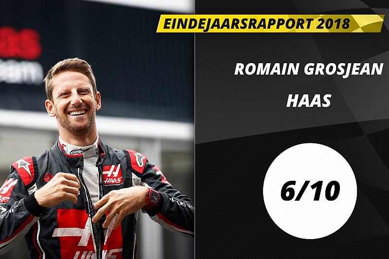 Eindrapport Romain Grosjean: Eerherstel na verschrikkelijk seizoensbegin