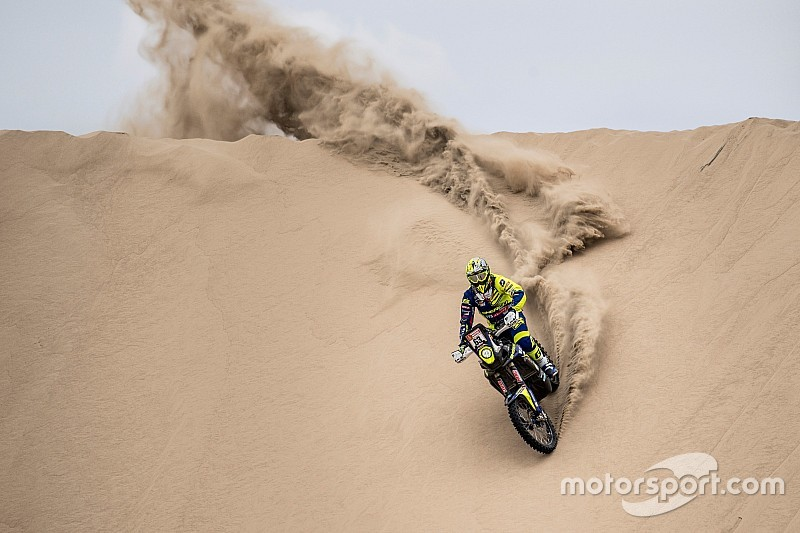 Dakar 2019, Stage 2: Double top-15 finish for Sherco TVS