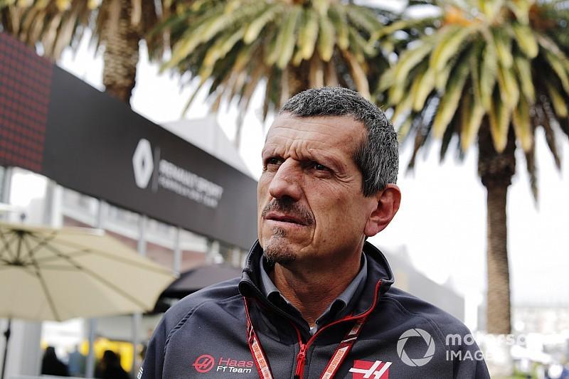 """No habría """"punto"""" en seguir en la F1 si no hay cambios , dice Steiner"""