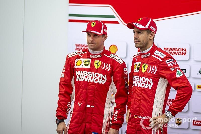 "Raikkonen: Culpar Vettel por seus erros é ""inútil"""