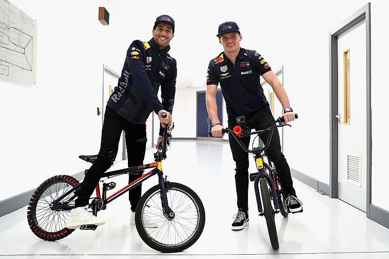 Horner: Ricciardo und Verstappen das beste Red-Bull-Duo