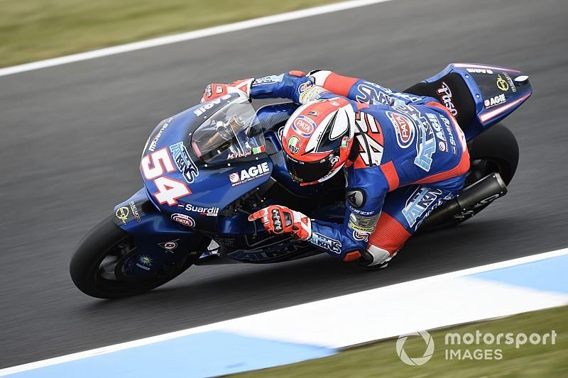 Moto2, Phillip Island: Pasini ritorna in pole, ma Bagnaia è solo 16esimo