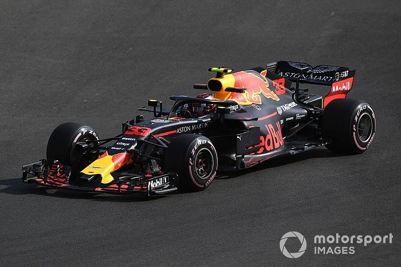Гран Прі Мексики: Red Bull не знала рівних у першій практиці